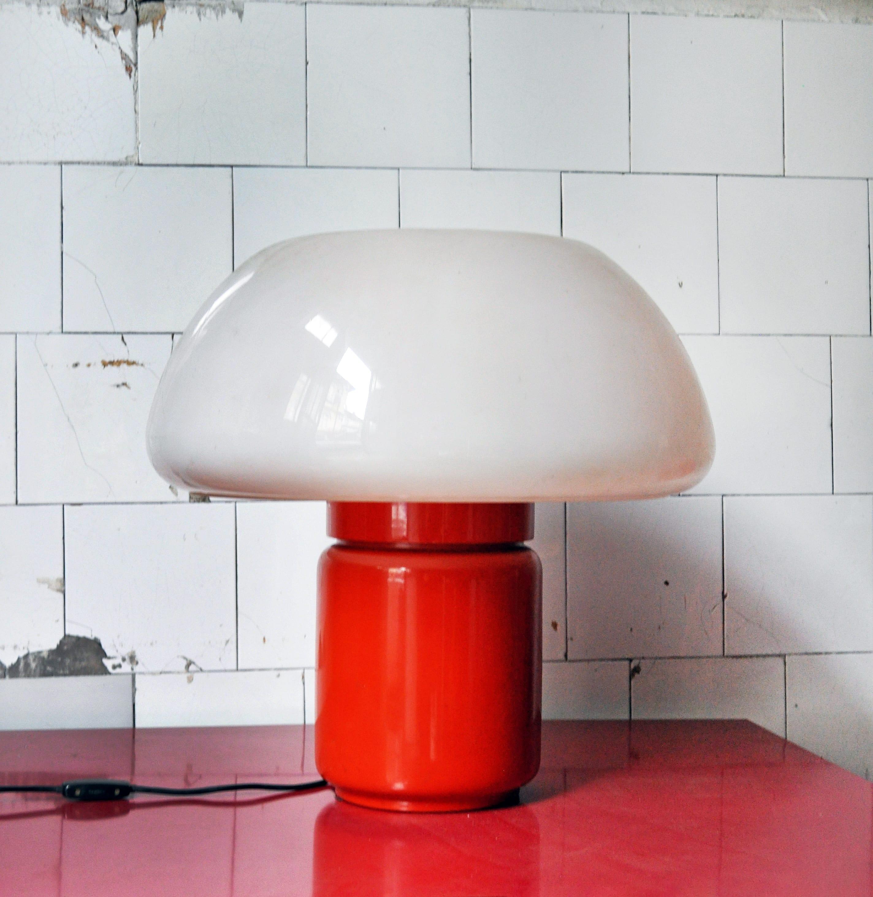 Lampada da tavolo kartell marco cappello vintage and design - Lampade kartell da tavolo ...